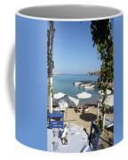 Lunch On The Mediterranean  Coffee Mug