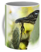 Lunch With A Roadrunner  Coffee Mug