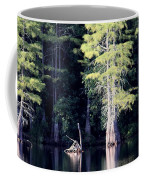 Lunker Lake Coffee Mug