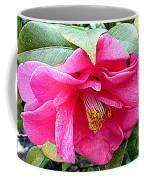 Luscious Pink Hdr Coffee Mug