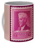 Luther Burbank Postage Stamp Coffee Mug