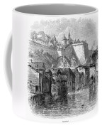 Luxembourg, 19th Century Coffee Mug