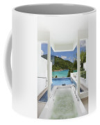 Luxury Bathroom  Coffee Mug by Setsiri Silapasuwanchai