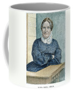 Lydia Maria Child (1802-1880) Coffee Mug