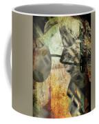 Lying Right  Coffee Mug