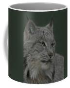 Lynx Painterly Coffee Mug