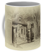 Mabel's Gate As Antique Print Coffee Mug