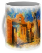 Mabel's Gate Watercolor Coffee Mug