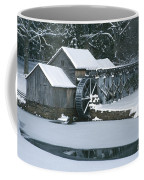 Mabry Mill Winter Coffee Mug