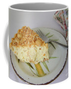 Macadamia Nut Cream Pie Slice Coffee Mug
