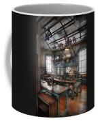 Machinist - Steampunk - The Contraption Room Coffee Mug