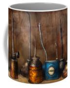 Machinist - Tools - Lubrication Dispensers  Coffee Mug