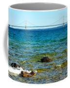 Mackinac On The Rocks Coffee Mug