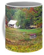Mack's Farm In The Fall Coffee Mug