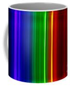 Macro Bromine Spectra Coffee Mug