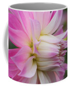 Macro Flower Profile Coffee Mug
