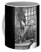 Macrocosm Appearing To Doctor Faustus Coffee Mug