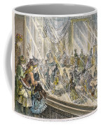 Macys Holiday Display, 1876 Coffee Mug