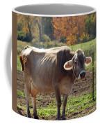 Mad Cow Tail Swish Coffee Mug