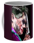Mad Men Series 2 Of 6 - Romney The Joker Coffee Mug