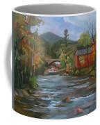 Mad River And Campton Bridge Coffee Mug