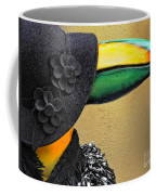 Madame Toucan Of New Orleans Coffee Mug