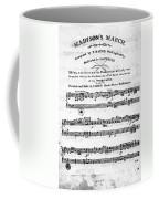 Madison: Inauguration Coffee Mug