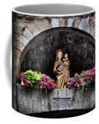Madonna And Child Arch Coffee Mug