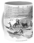 Madrid: Bullfight, 1846 Coffee Mug