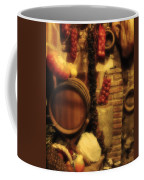Madrid Food And Wine Still Life II Coffee Mug