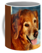 Maggies Smile Coffee Mug by Karen Wiles