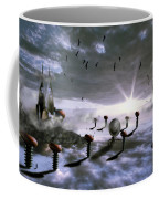 Magic Shrooms Coffee Mug
