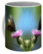 Magical Butterflies Coffee Mug