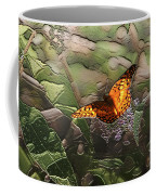 Magical Places For Butterflies Coffee Mug