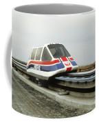 Magnetic Levitation Train Coffee Mug