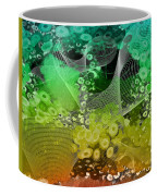 Magnification 3 Coffee Mug by Angelina Vick