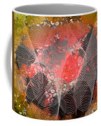 Magnification 4 Coffee Mug by Angelina Vick