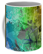 Magnification 5 Coffee Mug by Angelina Vick