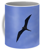 Magnificent Frigatebird In Flight Coffee Mug