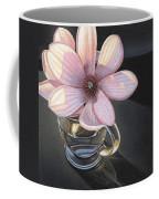 Magnolia Blossom In Glass Mug Coffee Mug