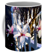 Magnolis's On A Picket Fence Coffee Mug
