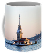Maiden Tower In Istanbul Coffee Mug