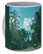 Mail Delivery In Paradise Coffee Mug