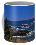 Maine At West Quoddy Coffee Mug