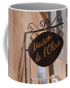 Maison De L'olive Coffee Mug