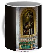 Malachite And Lapis Lazuli Altar Coffee Mug