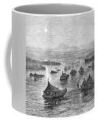 Malaya: Perak River, 1876 Coffee Mug