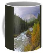 Maligne River Coffee Mug