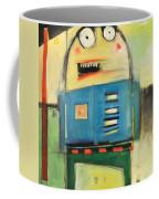 Mall Cop Coffee Mug