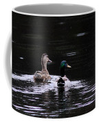 Mallards - Like Walking In The Rain Coffee Mug